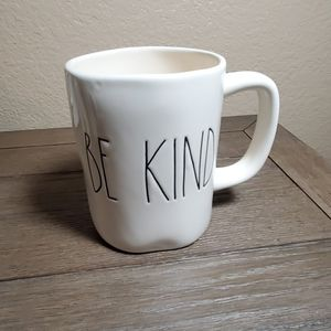Rae Dunn BE KIND Coffee Mug